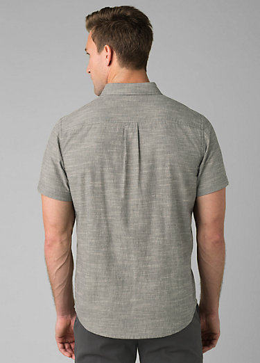 Agua Shirt - Slim Agua Shirt - Slim, Charcoal
