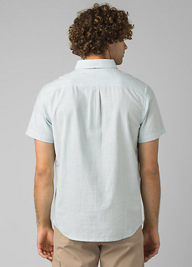 Agua Shirt - Slim Agua Shirt - Slim, Ice Blue