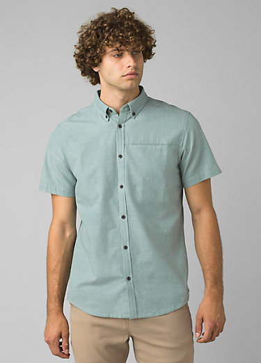 Agua Shirt - Slim Agua Shirt - Slim, Oasis