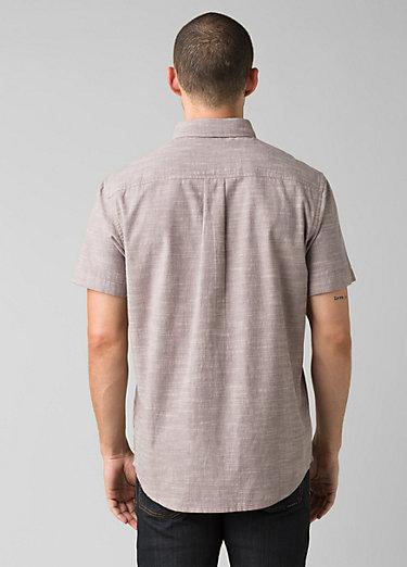 Agua Shirt - Slim Agua Shirt - Slim, Shadow