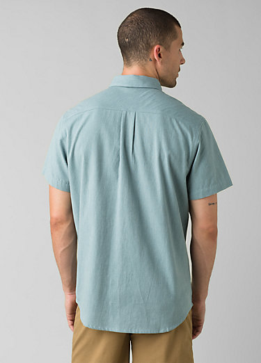 Jaffra Short Sleeve Shirt Jaffra Short Sleeve Shirt, Breeze