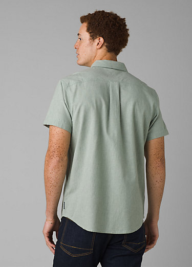 Jaffra Short Sleeve Shirt Jaffra Short Sleeve Shirt, Canopy