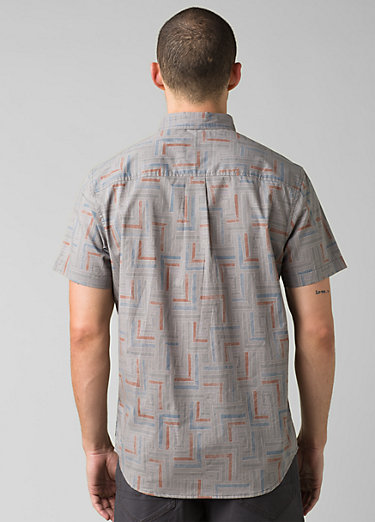 Broderick Shirt - Slim Broderick Shirt - Slim, Gravel Tile
