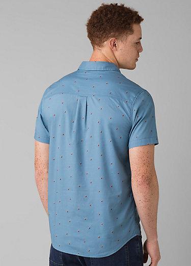 Broderick Shirt - Slim Broderick Shirt - Slim, Nickel Cherries