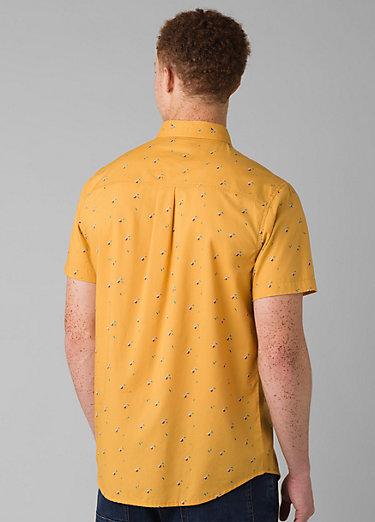 Broderick Shirt - Slim Broderick Shirt - Slim, Toffee Cherries