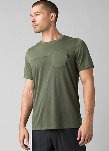 Milo Shirt Milo Shirt, Rye Green