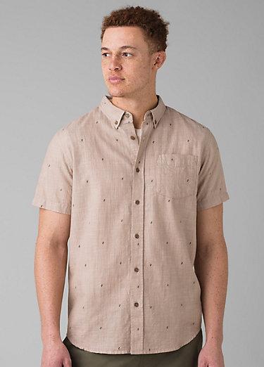 San Martino Shirt - Slim San Martino Shirt - Slim, Sparrow Bermuda Chambray