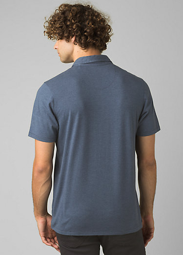 prAna Polo - Tall prAna Polo - Tall, Denim Heather