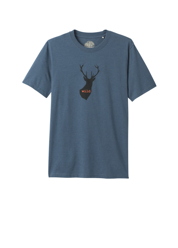 Buck Wild Journeyman T-shirt Buck Wild Journeyman T-shirt
