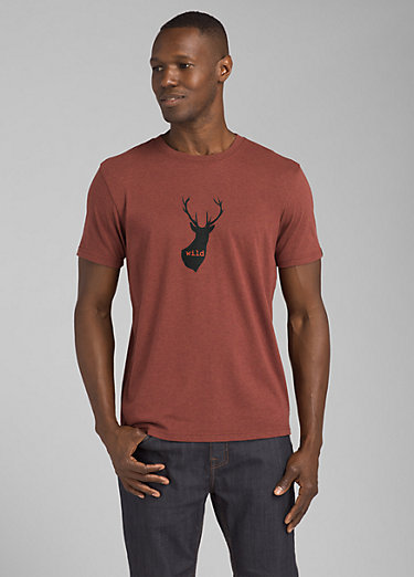 Buck Wild Journeyman T-shirt