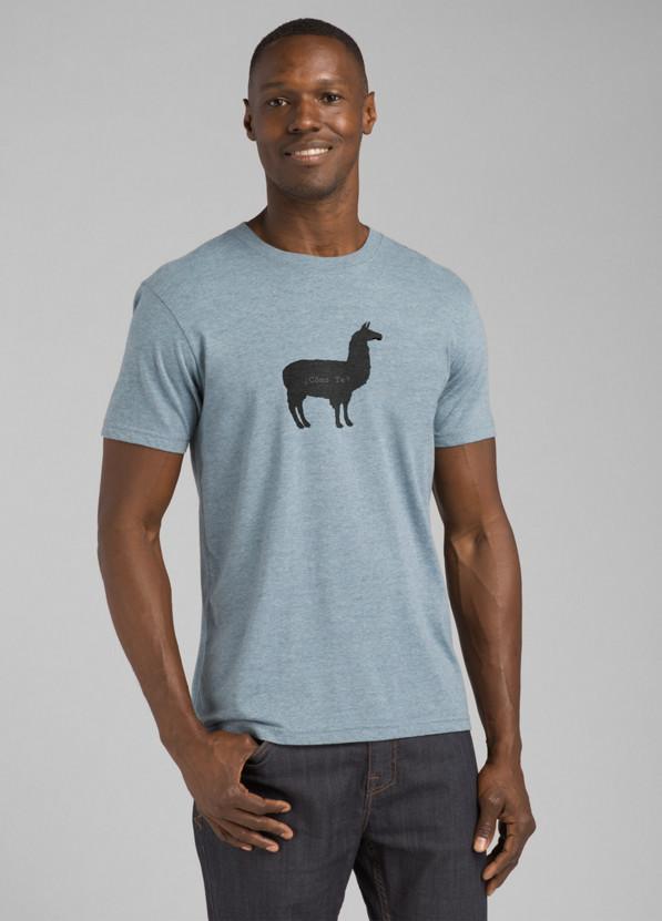 Como Te Journeyman T-shirt Como Te Journeyman T-shirt