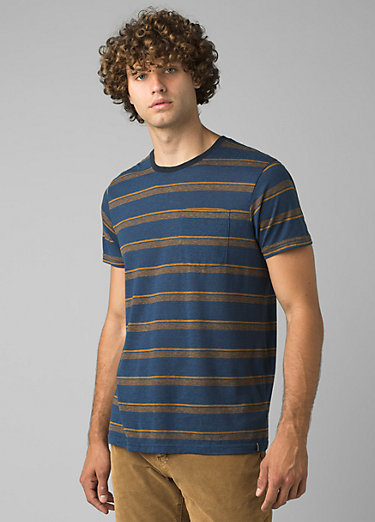 Elias Short Sleeve Crew Elias Short Sleeve Crew, Nocturnal