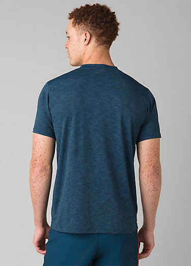 Calder Short Sleeve Top Calder Short Sleeve Top, Atlantic
