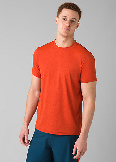 Calder Short Sleeve Top Calder Short Sleeve Top, Tomate