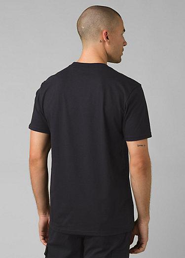 prAna Crew T-Shirt prAna Crew T-Shirt, Black
