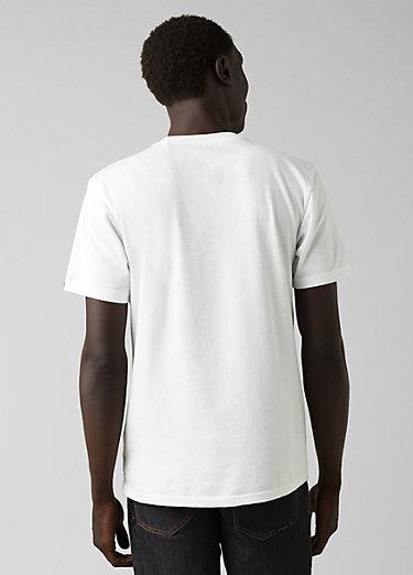 prAna Crew T-Shirt prAna Crew T-Shirt, White