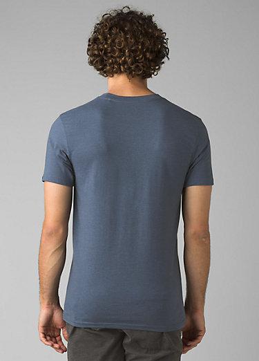 prAna Pocket T-Shirt prAna Pocket T-Shirt, Denim Heather