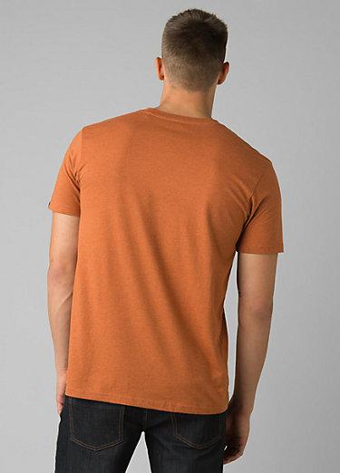 prAna Pocket T-Shirt prAna Pocket T-Shirt, Russet Heather