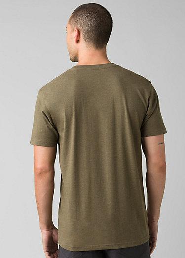 prAna Pocket T-Shirt prAna Pocket T-Shirt, Slate Green Heather
