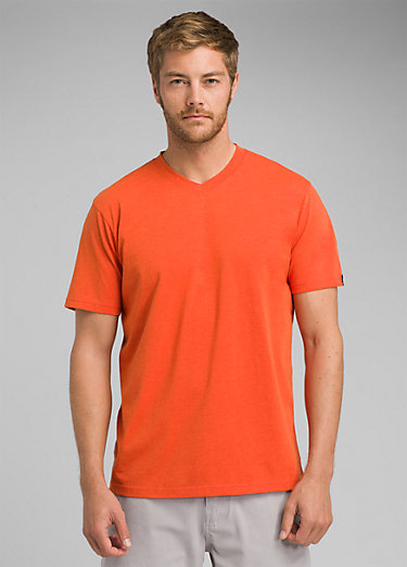 PrAna V-Neck T-Shirt