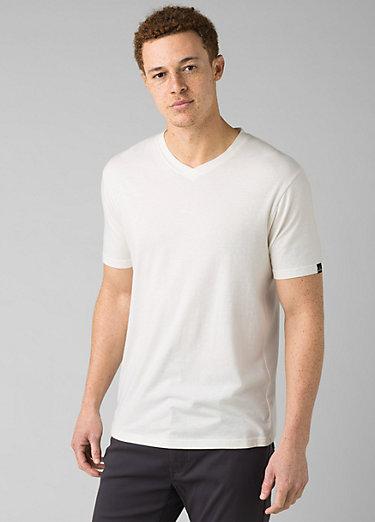 PrAna V-Neck T-Shirt PrAna V-Neck T-Shirt, White