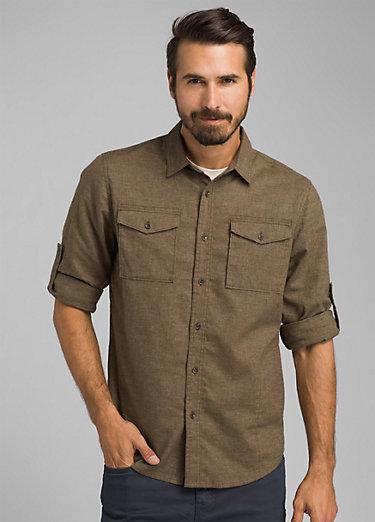 Merger Long Sleeve Shirt-Tall