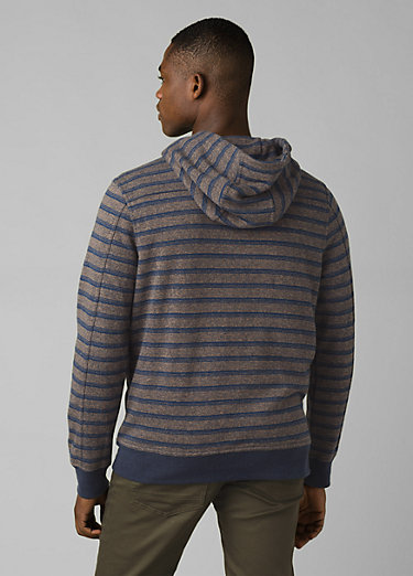 Cardiff Fleece Full Zip Cardiff Fleece Full Zip, Nocturnal Stripe