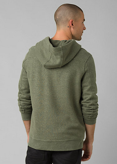 Cardiff Fleece Full Zip Cardiff Fleece Full Zip, Rye Green