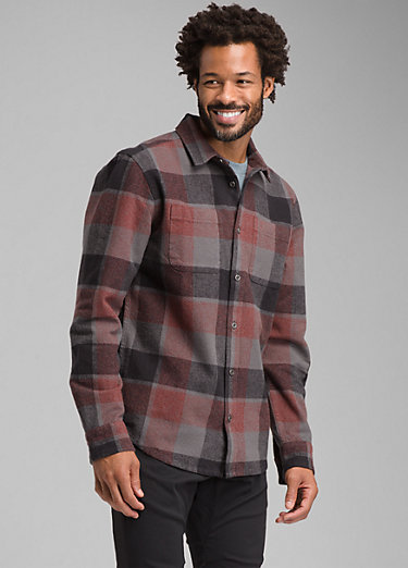 Brayden Heavyweight Flannel