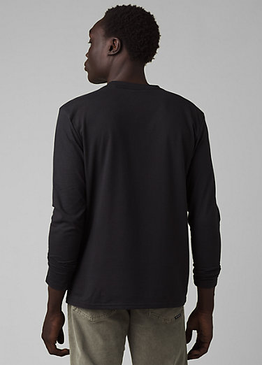 prAna Long Sleeve T-shirt prAna Long Sleeve T-shirt, Black