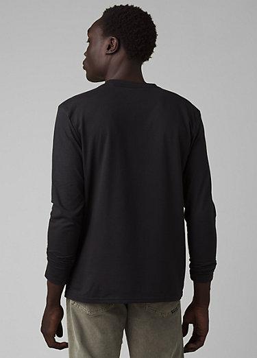 prAna Long Sleeve T-shirt prAna Long Sleeve T-shirt, Black