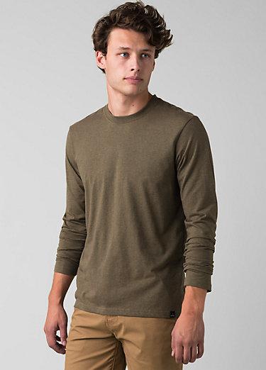 prAna Long Sleeve T-shirt prAna Long Sleeve T-shirt, Slate Green Heather