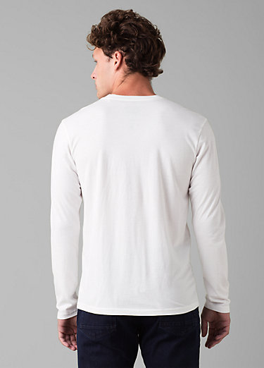 prAna Long Sleeve T-shirt prAna Long Sleeve T-shirt, White