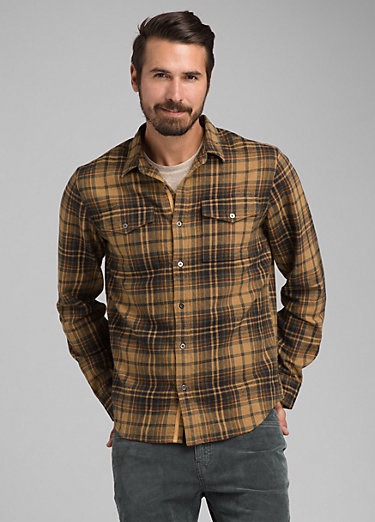 Plano Flannel - Slim
