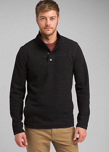 Leonidas Long Sleeve Henley