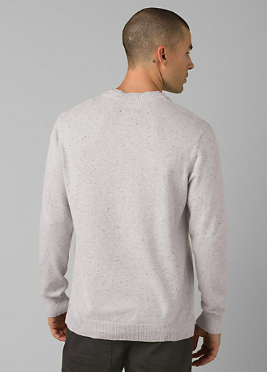 Driggs Crew Sweater Driggs Crew Sweater, Light Grey Heather