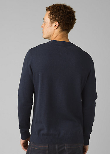 Driggs Crew Sweater Driggs Crew Sweater, Nautical Heather