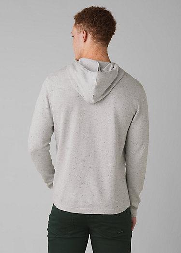 Driggs Hood Sweater Driggs Hood Sweater, Light Grey Heather