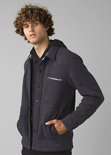 Tri Thermal Threads Overshirt Tri Thermal Threads Overshirt, Coal