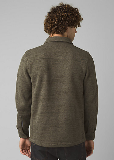 Tri Thermal Threads Overshirt Tri Thermal Threads Overshirt, Rye Green