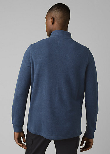 Cardiff 1/4 Zip Cardiff 1/4 Zip, Nocturnal Heather