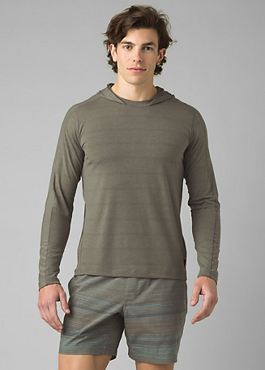 Watchtower Long Sleeve Hoodie Watchtower Long Sleeve Hoodie, Rye Green