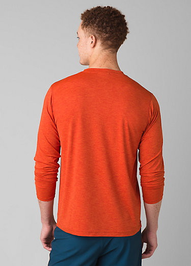 Calder Long Sleeve Calder Long Sleeve, Tomate