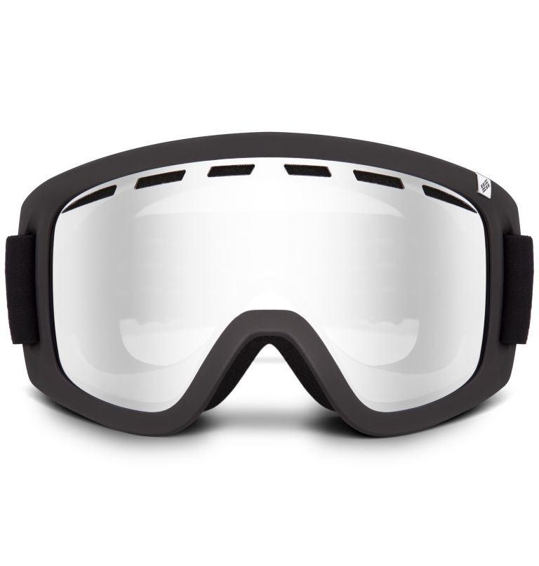Men's Whirlibird C1 Snow Goggle|001|O/S Whirlibird Ski Goggles - Large, Black/White/Silver Ion, back