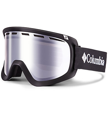 Whirlibird Ski Goggles - Large Whirlibird Ski Goggles Unisex Large | 400 | L, Black/White/Silver Ion, front