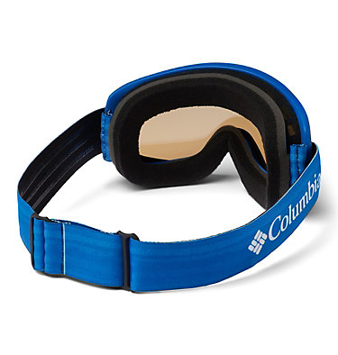 Whirlibird Ski Goggles - Large Whirlibird Ski Goggles Unisex Large | 400 | L, Compact Strokes/White/Flash Blue, back