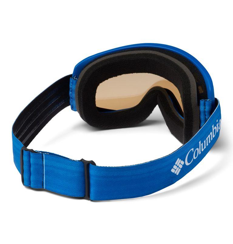 Whirlibird Ski Goggles Unisex Large | 400 | L Whirlibird Ski Goggles - Large, Compact Strokes/White/Flash Blue, back