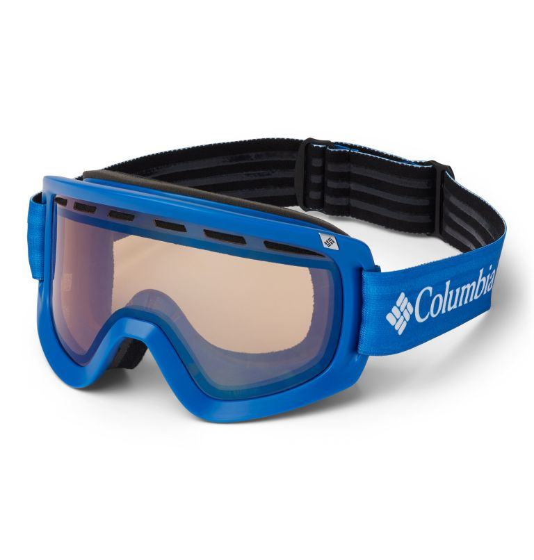 Whirlibird Ski Goggles Unisex Large | 400 | L Whirlibird Ski Goggles - Large, Compact Strokes/White/Flash Blue, front