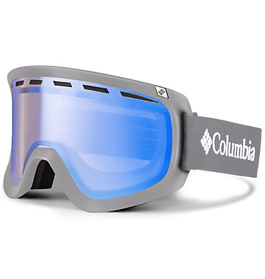 Whirlibird Ski Goggles - Medium Whirlibird Ski Goggles Unisex Medium | 102 | M, Grey/white/Blue Steele, front