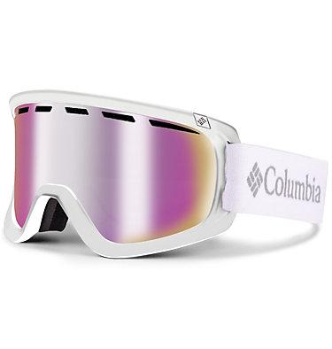 Whirlibird Ski Goggles - Medium Whirlibird Ski Goggles Unisex Medium | 102 | M, White/Grey/Silver Ion, front